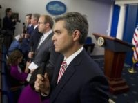 Jim Acosta has a sad (Saul Loeb, AFP / Getty)