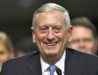 Defense Secretary Jim Mattis Defends Trump Talking to Putin at G-20 Dinner