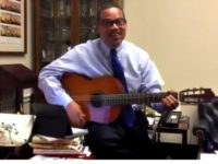 Keith Ellison Sings for 15