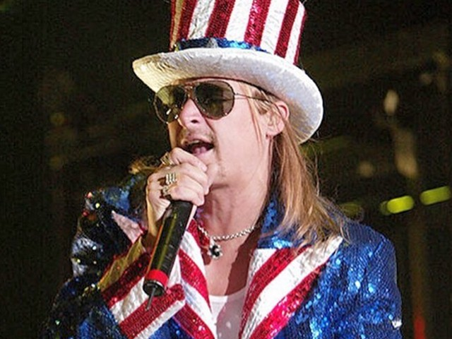 Kid Rock Launches Voter Registration Drive at His Own Concerts Ahead of Possible Senate Run