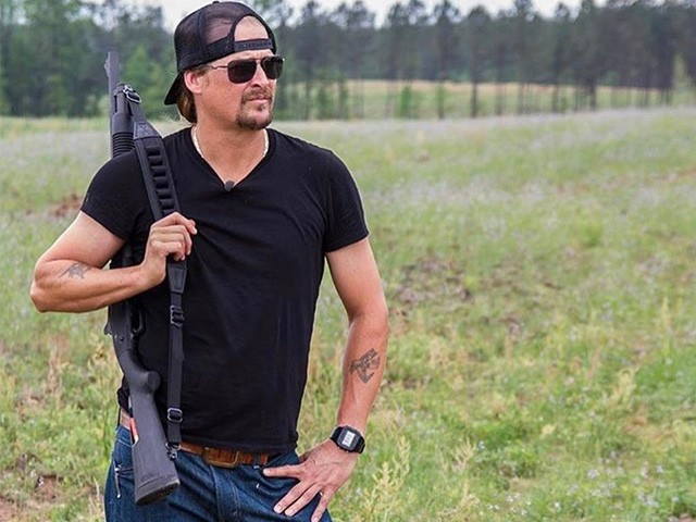 What Senator Kid Rock Might Mean For The Second Amendment