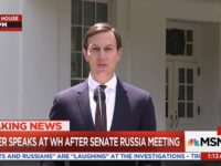 Kushner: 'I Did Not Collude With Russia,' Suggesting Trump Won Because of Russia 'Ridicules' His Voters