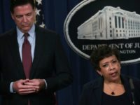 House Judiciary Committee Officially Approves Effort to Launch Investigation of Comey, Lynch