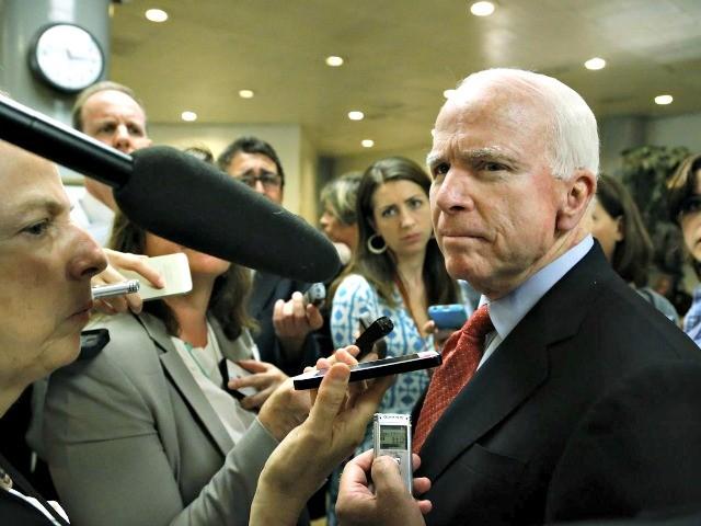 John McCain Voted Against Bipartisanship, Not for It