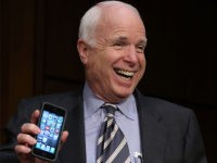 John McCain: 'Go to Hell' If You Don't Like that I Passed Pee Dossier to FBI