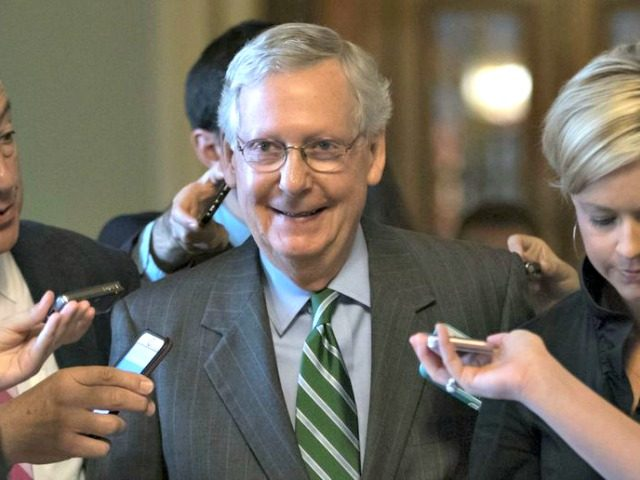 McConnell happy AP