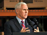 Mike Pence Bryan WoolstonReuters