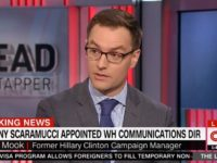Fmr Clinton Campaign Manager Mook: Scaramucci Talking About Letting Trump Be Himself 'Really Scary'