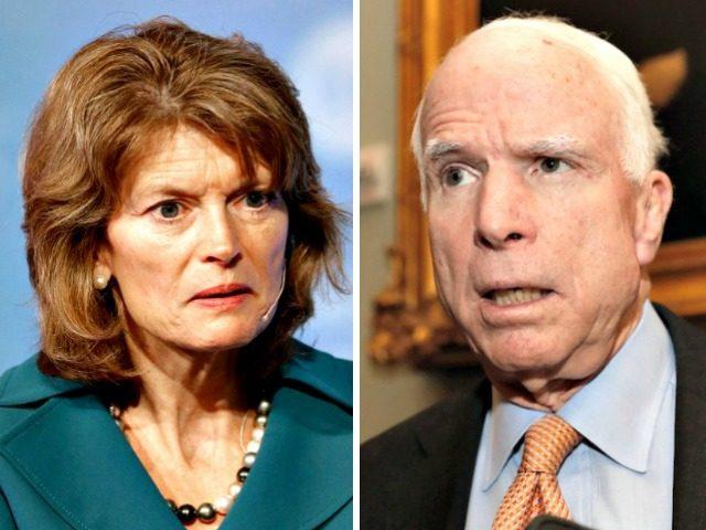 Murkowski and McCain