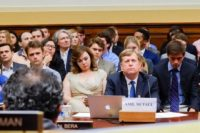 Natalia at Hearing -House Foreign Affairs Committee