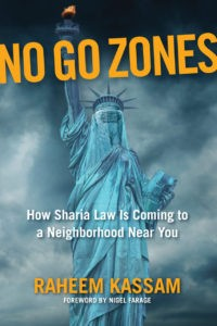 No Go Zones: Breitbart's Raheem Kassam Unveils New Book on Islamic Ghettos In Western World