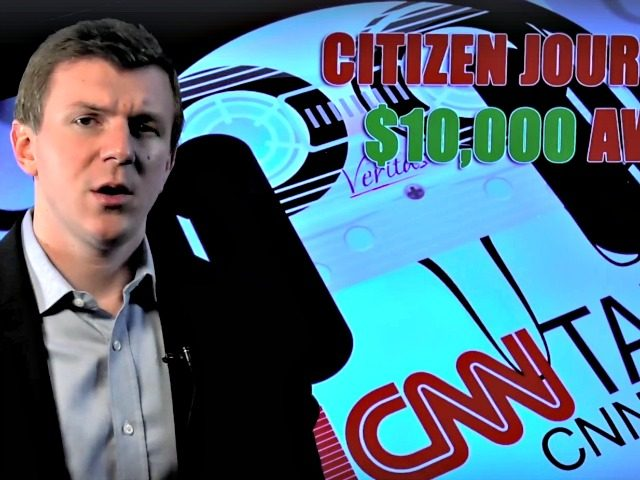 O'Keefe CNN veritasvisualsYouTube