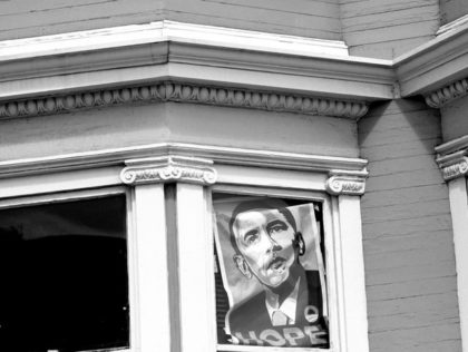 Obama poster San Francisco (Son of Groucho / Flickr / CC / Cropped)