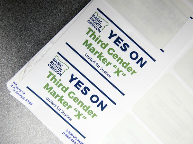 "Oregon has introduced a third option of ""non-binary"" to its driver's licenses, becoming the first state to do so."