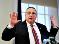 Maine Gov LePage to Susan Collins on Health Care: 'Start Paying Attention to Maine People'