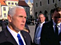 Pence in Eastonia