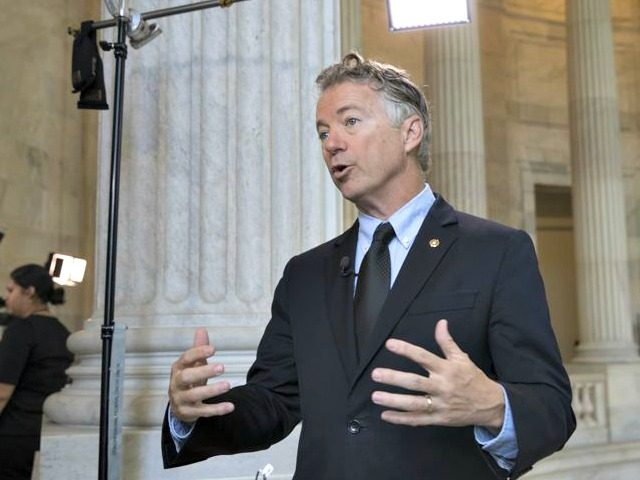 Rand Paul Talks J.Scott ApplewhiteAP