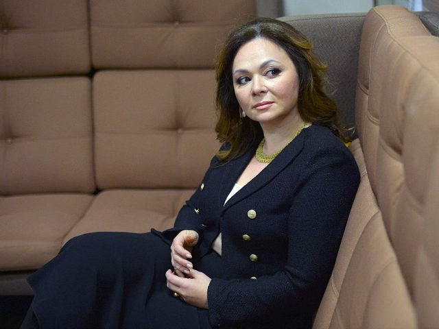 A picture taken on November 8, 2016 shows Russian lawyer Natalia Veselnitskaya posing during an interview in Moscow. The bombshell revelation that President Donald Trump's oldest son Don Jr. met with a Kremlin-tied Russian lawyer hawking damaging material on Hillary Clinton has taken suspicions of election collusion with Moscow to …