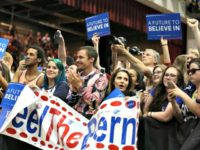 Sanders Supporters Danielle PetersonStatesman-Journal via AP