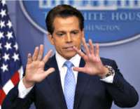Anthony Scaramucci to CNN: 'I Sort of Don't Like the Fake News'