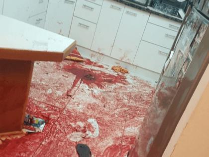 """Sabbath massacre"" terror attack in Halamish on Salomon family (IDF / Twitter)"