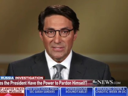 Sekulow: The Issue of Pardons Is Not on the Table — There's Nothing to Pardon From