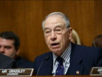 "FILE - In this March 7, 2017 file photo, Senate Judiciary Committee Chairman Sen. Chuck Grassley, R-Iowa speaks on Capitol Hill in Washington. Lowering expectations, Iowa's two Republican senators say the long-promised repeal of ""Obamacare"" is unlikely, and any final agreement with the Republican-controlled House is uncertain. The comments May …"