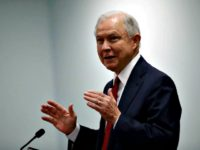 Sessions Stays on Message Amid Setback in Court, Media Speculation
