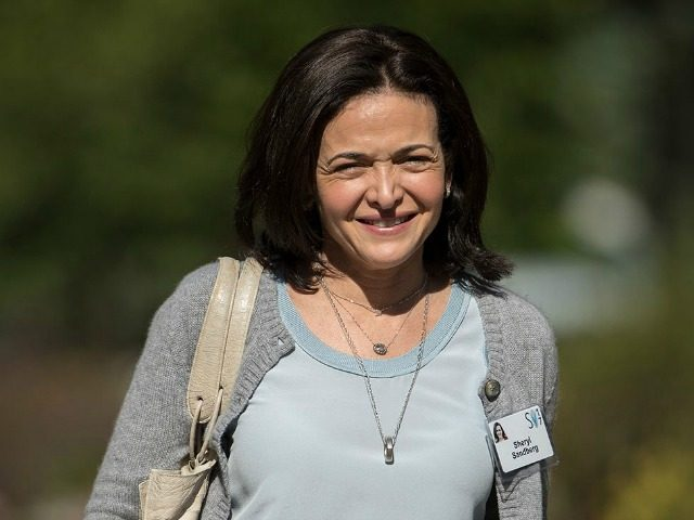 Sheryl Sandberg Sun Valley Getty