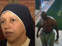 A Brooklyn nun said a man threatened to kill her while she was praying inside a church.