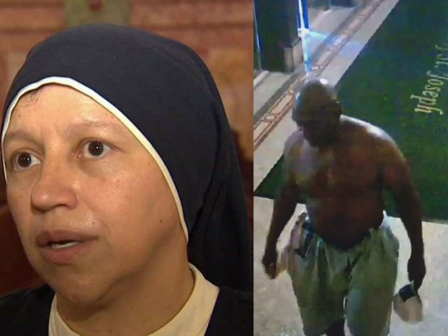 Shirtless man threatens to kill nun praying in Brooklyn cathedral, source says