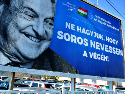Hungarian Govt Outlines 'Stop Soros' Legislation Criminalising NGOs Which Aid and Abet Illegal Migrants