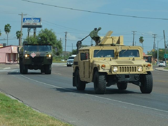 Texas May Deploy National Guard in Advance of Possible Post-Election Unrest
