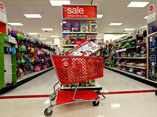 Target Cart Abandoned Joe Raedle Getty