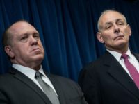 Thomas Homan and John Kelly