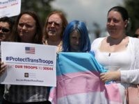 Transitioning Transgender Soldiers' Medical Expenses 14 Times Higher than Average
