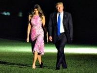 Trump, Melania Ohio Zach Gibson-PoolGetty
