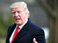 Trump bashes fake news Reuters