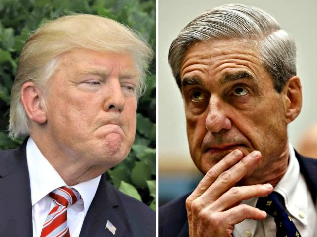 Trump vs Mueller ap