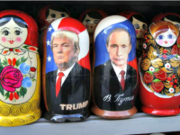 TrumpPutin Dolls AP PhotoDmitri Lovetsky