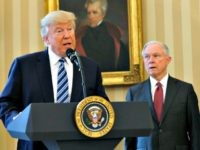 Donald Trump: 'I Don't Have an Attorney General. It's Very Sad'