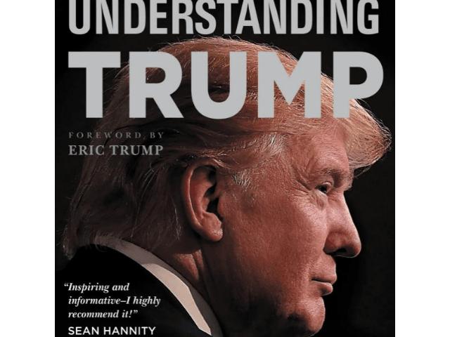 Understanding Trump Book Cover
