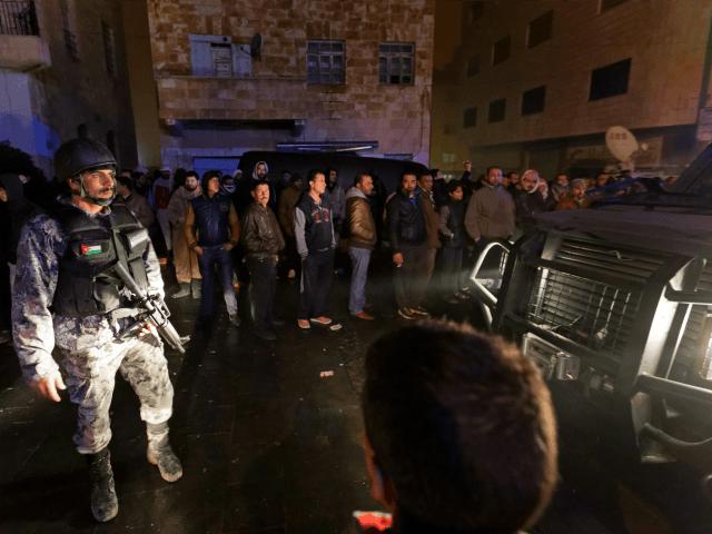 jordan security