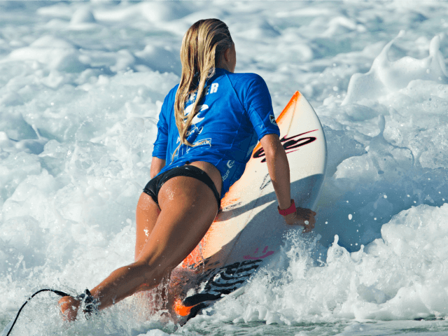 australia FEMALE surfers