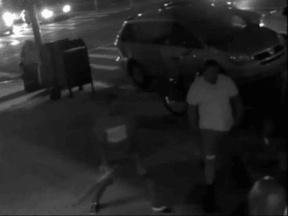 Three men viciously beat a woman with a baseball bat before pummeling her and slashing her across the face in Manhattan, police said Saturday.