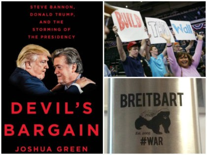 Breitbart, the Honey Badger, and America First: Book Provides Clues into How Bannon Propelled Trump into Oval Office