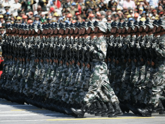 Why is China setting up a military base in Africa?