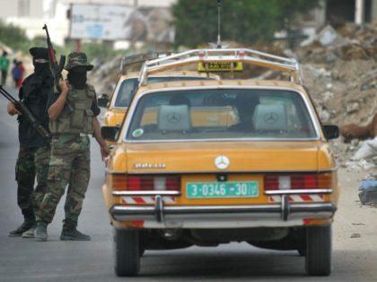 gaza strip police