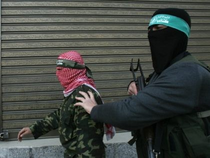 hamas fighters