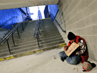 homeless in NYC Mark LennihanAP